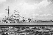 Pancerniki typu Bismarck - ostatnie niemieckie pancerniki