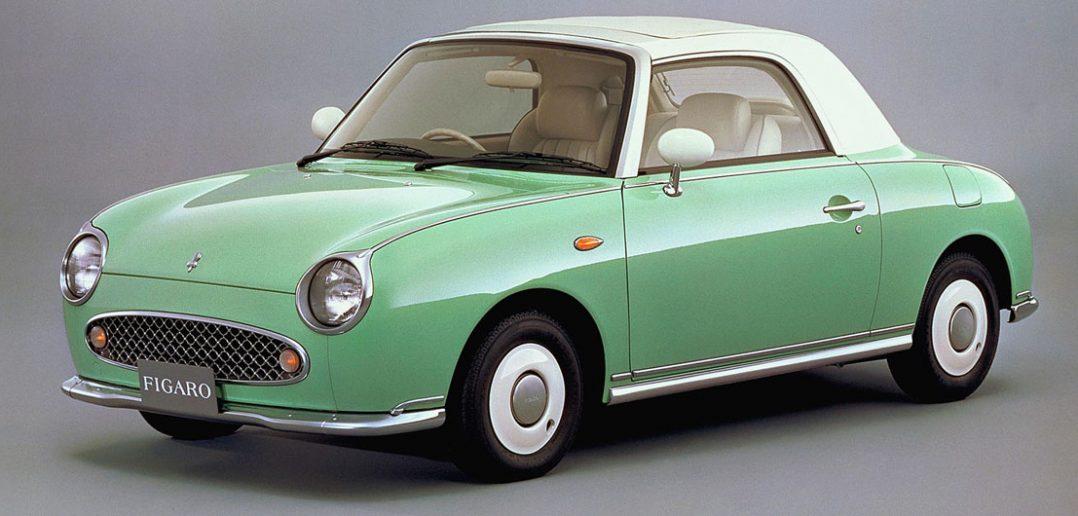 "Nissan Figaro - japońska ""nowa syrenka"""