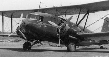 """Curtiss T-32 Condor II - """"latająca sypialnia"""""""
