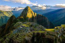 Machu Picchu - najlepiej zachowane miasto Inków