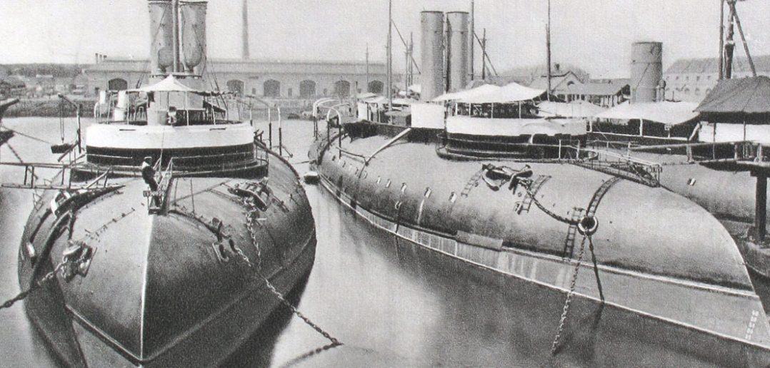 Francuskie taranowce typu Bélier