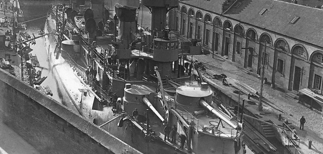 Krążownik pancerny Dupuy de Lôme