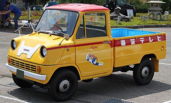 Honda T360 (fot. Wikimedia Commons)