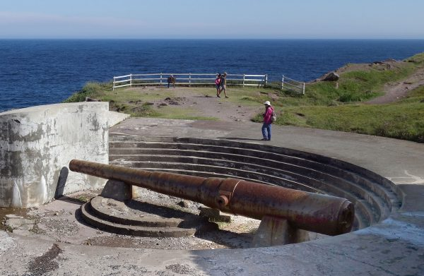 Cape Spear Battery (fot. WikiPedant/Wikimedia Commons)