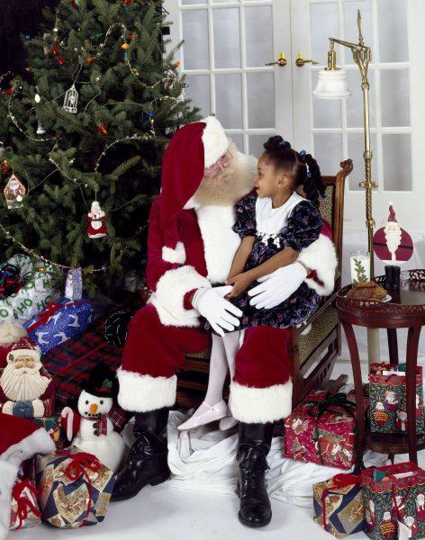 Święty Mikołaj współcześnie