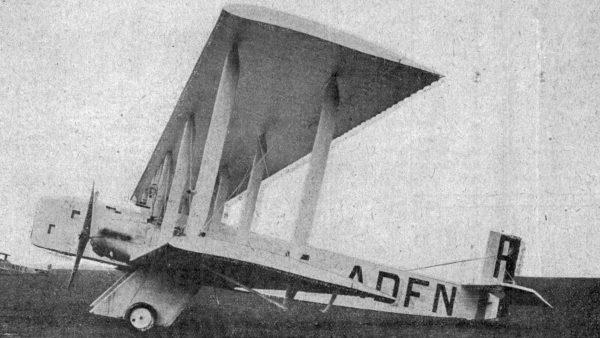 Farman F-60 Goliath