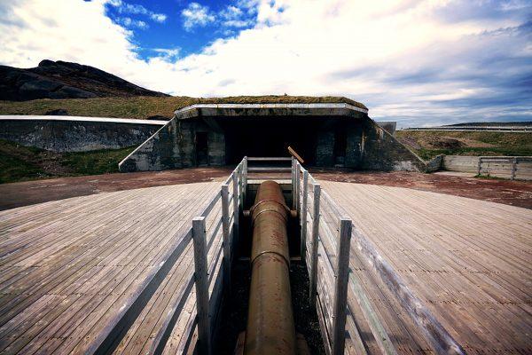Cape Spear Battery (fot. Sven Bergström)