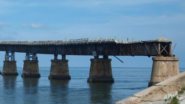 Bahia Honda Rail Bridge (fot. Wikimedia Commons)