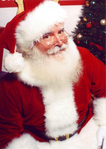 Święty Mikołaj (fot. Jonathan Meath)