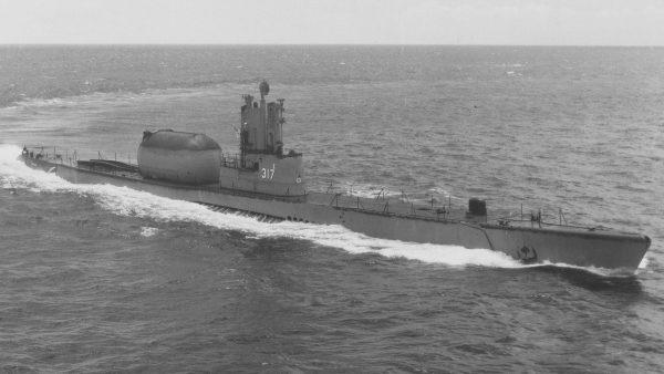 USS Barbero