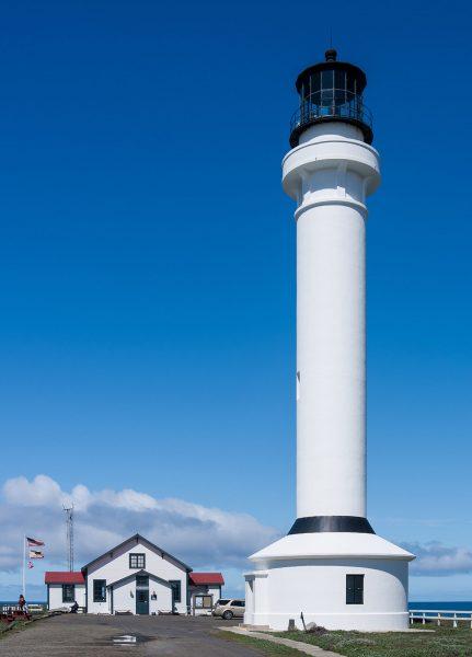 Point Arena Light (fot. Frank Schulenburg)