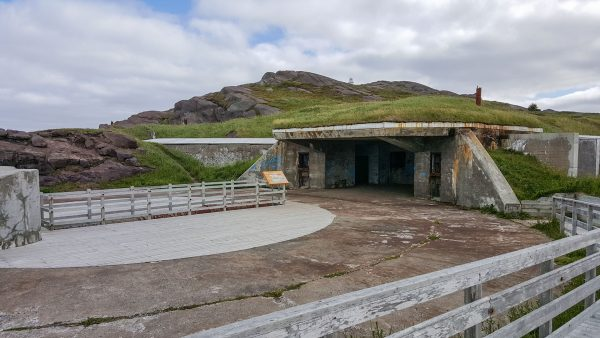Cape Spear Battery (fot. Paul Gorbould)