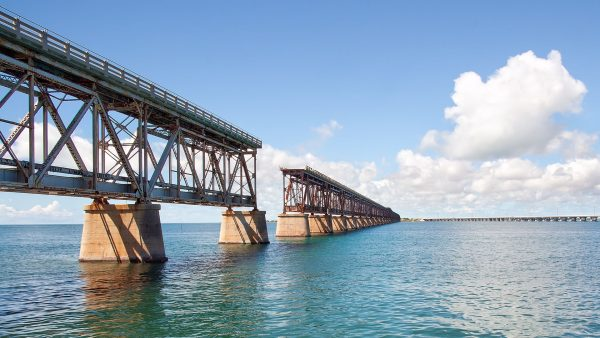 Bahia Honda Rail Bridge (fot. MrX/Wikimedia Commons)
