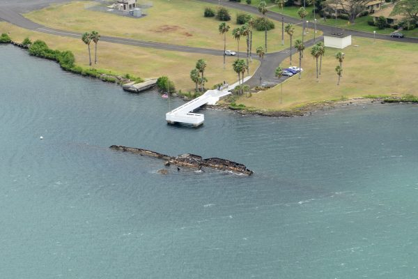USS Utah współcześnie