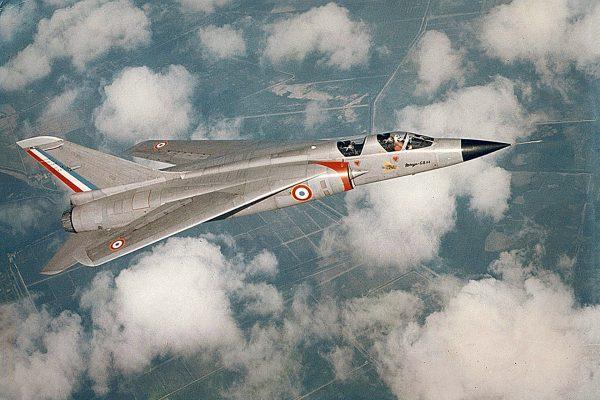 Dassault Mirage G8 (fot. dassault-aviation.com)