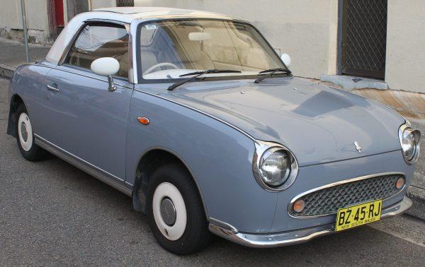 Nissan Figaro (fot. Jeremy)