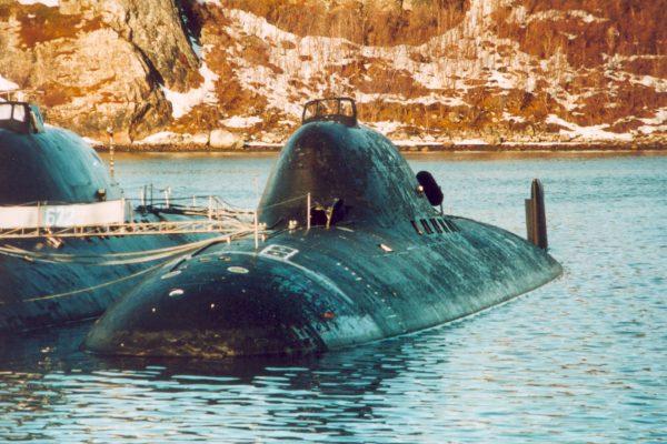Okręt podwodny projektu 705 Lira