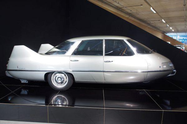 Pininfarina X (fot. Alf van Beem)
