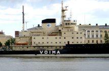 Voima - najstarszy aktywny fiński lodołamacz