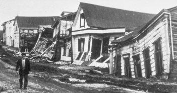 Trzęsienie ziemi w Chile (1960) - najsilniejsze trzęsienie ziemi w historii