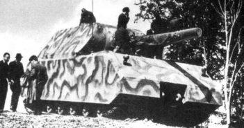 Panzerkampfwagen VIII Maus - superciężkie wunderwaffe