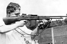 M1918 Browning Automatic Rifle - broń dwóch wojen światowych