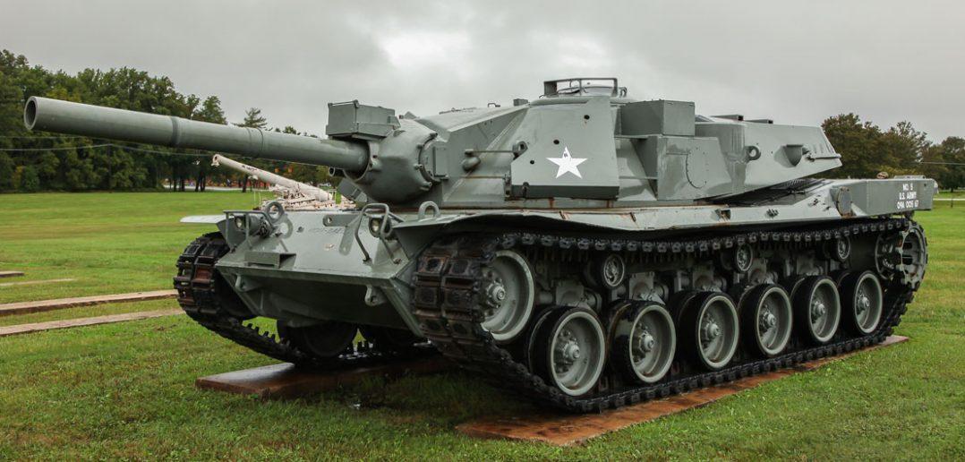 MBT-70 - nieudany amerykańsko-niemiecki czołg podstawowy