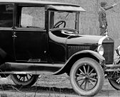 Ford Model T – samochód, który zmotoryzował świat
