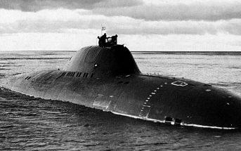 Radzieckie tytanowe okręty podwodne projektu 705 Lira (Alfa)