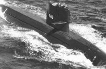 Okręty podwodne typu Barbel - ostatnie amerykańskie konwencjonalne okręty podwodne