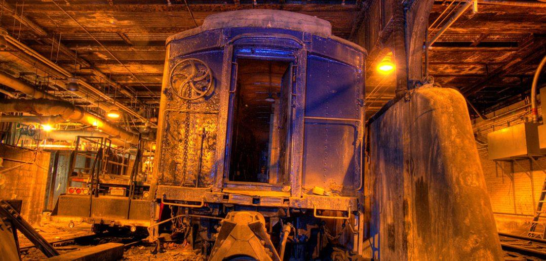 Track 61 - zapomniana platforma kolejowa w Nowym Jorku