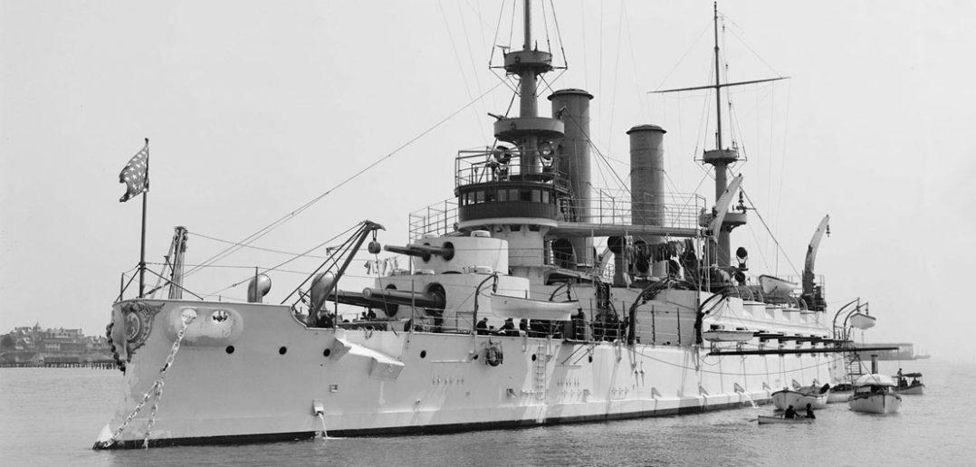 Pancerniki typu Kearsarge - nietypowe amerykańskie predreadnoughty