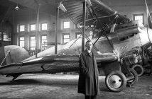CWL WZ-X - pierwszy polski samolot bojowy
