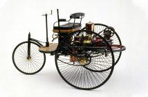 Benz Patent-Motorwagen - pierwszy samochód w historii