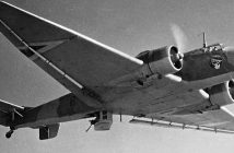 Zapomniany niemiecki bombowiec Junkers Ju 86