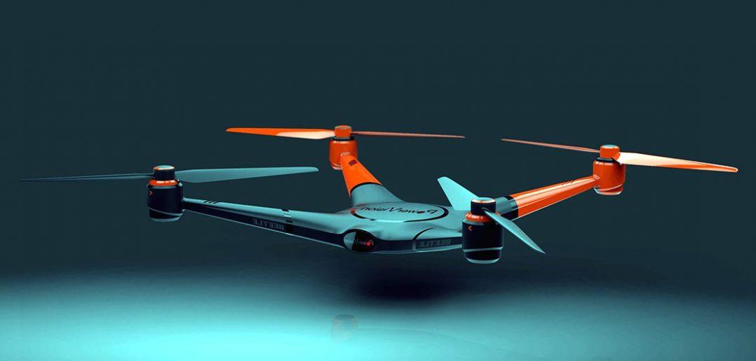 Latanie dronem – jak robić to zgodnie z prawem?