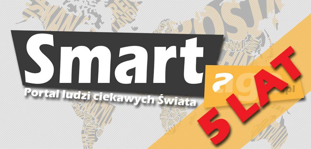 Piąte urodziny SmartAge.pl!!!