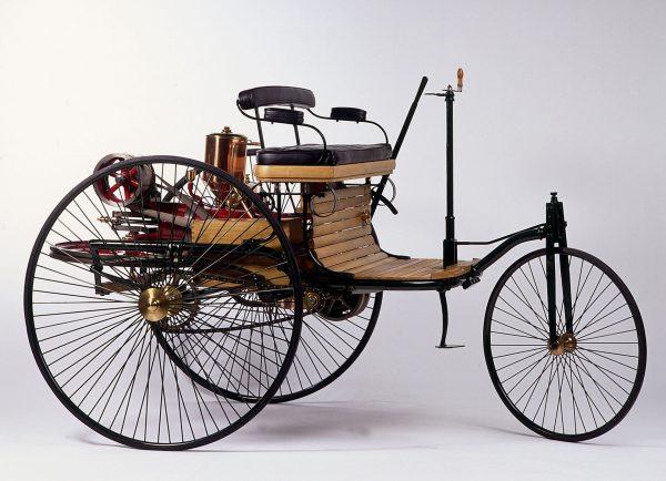 Benz Patent-Motorwagen (fot. Daimler AG)