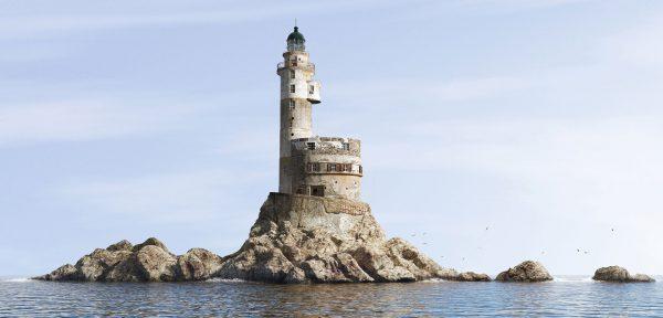 Atomowa latarnia morska