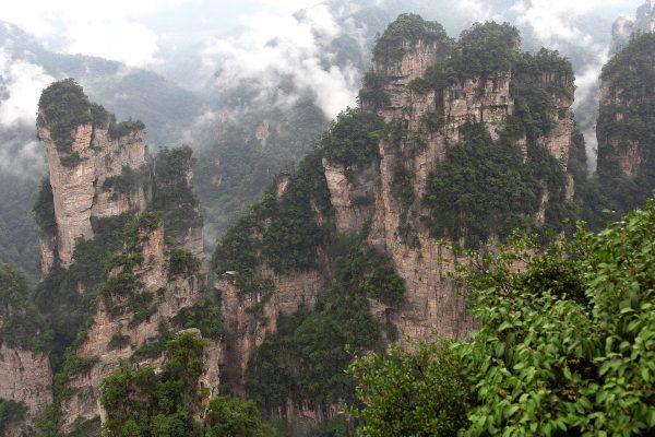 Rezerwat Wulingyuan (fot. pixabay.com)