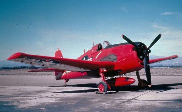 Grumman F6F-5K