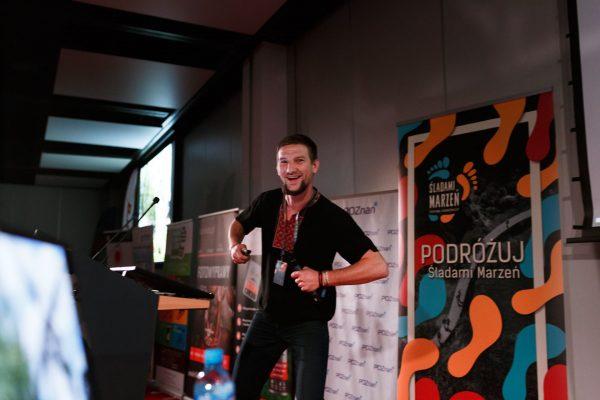 Zdzich Rabenda. Laureat w kategorii Polska - Festiwal Podróżniczy Śladami Marzeń