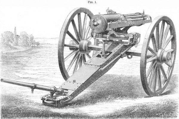 Kartaczownica Gatlinga