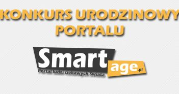 Konkurs urodzinowy portalu SmartAge.pl