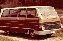 Zapomniany projekt polskiego mikrobusa SFA-4 Alfa