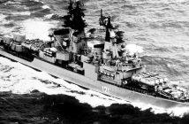 Krążowniki projektu 58 - pierwsze radzieckie krążowniki rakietowe