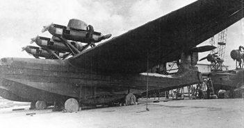 """Tupolew MK-1 - radziecki """"latający morski krążownik"""""""