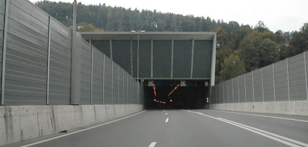Tunel Sonnenberg - olbrzymi szwajcarski schron atomowy