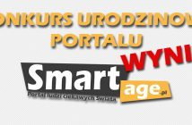 Konkurs urodzinowy portalu SmartAge.pl - wyniki