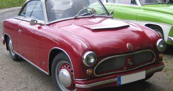 AWZ P70- mało znany poprzednik Trabanta